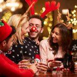 Christmas Party Minibus