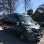 photo of coach hire Skipton